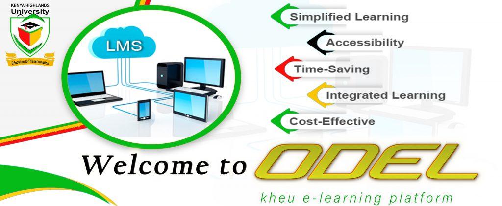 Kenya Highlands University ODeL